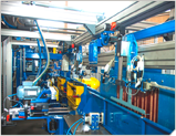 Automation of production lines